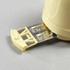 Elgento E20012C 2 Slice Toaster - Cream: Image 4