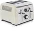 Breville VTT716 Aurora 4 Slice Toaster - Stainless Steel: Image 1