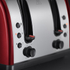 Russell Hobbs 21301 Legacy Toaster - Red: Image 3