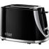 Russell Hobbs 21410 Mode 2 Slice Toaster - Black: Image 1