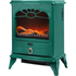 Warmlite WL46014G Stove Fire - Green - 2000W: Image 1