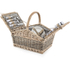 Coast & Country CC10005 4 Person Picnic Hamper: Image 1