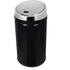 Morphy Richards 971497/MO Round Sensor Bin - Black - 30L: Image 1