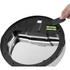 Morphy Richards 974142 Round Sensor Bin - Plum - 50L: Image 4