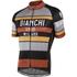 Bianchi Men's Telgate Short Sleeve Jersey - Black/Multi: Image 1