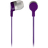 KitSound Entry Mini Earphones With In-Line Mic  - Purple: Image 2