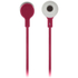 KitSound Entry Mini Earphones With In-Line Mic  - Pink: Image 2