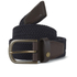 Ted Baker Men's Lastand Coloured Elastic Belt - Navy: Image 1