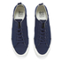 Crosshatch Men's Kashvault Suedette Trainers - Navy: Image 2