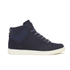 Crosshatch Men's Borneo High Top Trainers - Navy: Image 1