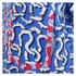 KENZO Women's Printed Bomber Jacket - Blue: Image 4