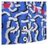 KENZO Women's Printed Bomber Jacket - Blue: Image 3