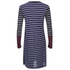 Sonia by Sonia Rykiel Women's Striped Tencel Dress - Indigo/Navy/Brownie/Ecru: Image 2