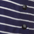 Sonia by Sonia Rykiel Women's Striped Tencel Dress - Indigo/Navy/Brownie/Ecru: Image 4