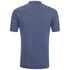 John Smedley Men's Runkel Sea Island Cotton Polo Shirt - Baltic Blue: Image 2