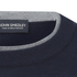 John Smedley Men's Kernick Merino Crew Neck Jumper - Midnight: Image 3
