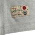 Tokyo Laundry Men's Arturo Button Long Sleeve Top - Light Grey Marl: Image 3