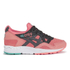 Asics Gel-Lyte V 'Miami Pack' Trainers - Coral/Black: Image 1