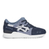 Asics Gel-Lyte III 'Granite Pack' Trainers - Indian Ink/White: Image 1