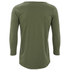 Good For Nothing Men's Lineola 3/4 Sleeve Top - Khaki: Image 2