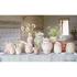 Parlane Beatrix Ceramic Candle Holder - Grey: Image 2