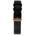 Olivia Burton Women's Enchanted Garden 3D Flower Watch - Black/Rose Gold: Image 2