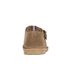 Selected Homme Men's Royce Suede Monk Shoes - Tan: Image 3