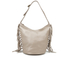 UGG Women's Lea Leather Hobo Bag - Taupe: Image 1