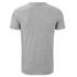Marvel Comics Men's Core Logo T-Shirt - Sports Grey: Image 2