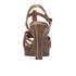 Lauren Ralph Lauren Women's Shania Heeled Sandals - Polo Tan: Image 3