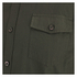 Brave Soul Men's Charlie Pocket Long Sleeve Shirt - Khaki: Image 3