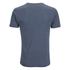Brave Soul Men's Arkham Pocket T-Shirt - Navy Marl: Image 2