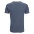 Brave Soul Men's Arkham Pocket T-Shirt - Navy Marl: Image 2