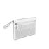 Lauren Ralph Lauren Women's Yasmeen Clutch Bag - Bright White: Image 2