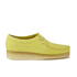 Clarks Originals Women's Wallabee Shoes - Pale Lime: Image 1