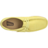 Clarks Originals Women's Wallabee Shoes - Pale Lime: Image 3