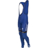 Etixx Quick-Step Bib Tights 2016 - Blue/Black: Image 2