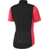 adidas Women's Supernova Ref Short Sleeve Jersey - Black/Shock Red: Image 2