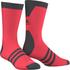 adidas Infinity 13 Socks - Shock Red/Dark Grey: Image 1