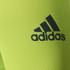 adidas Supernova Ref Short Sleeve Jersey - Black/Semi Solar Slime: Image 6