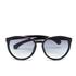 Calvin Klein Jeans Women's Round Sunglasses - Black: Image 1