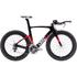 Ceepo Katana Ultegra Time Trial Bike - Black/Red: Image 1