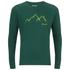 Sprayway Men's Source Long Sleeve T-Shirt - Evergreen: Image 1