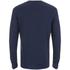 Jack & Jones Men's Seek Crew Neck Sweatshirt - Navy Blazer: Image 2