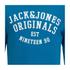 Jack & Jones Men's Seek Crew Neck Sweatshirt - Mykonos: Image 3
