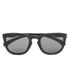 Calvin Klein Jeans Unisex Wayfarer Sunglasses - Black: Image 1