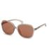 Calvin Klein Jeans Women's Retro Sunglasses - Matte Rose: Image 2