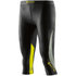 Skins DNAmic Women's Capri Tights - Black/Limoncello: Image 1