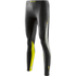 Skins DNAmic Women's Long Tights - Black/Limoncello: Image 1