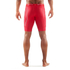 Skins DNAmic Men's Half Tights - Red: Image 2